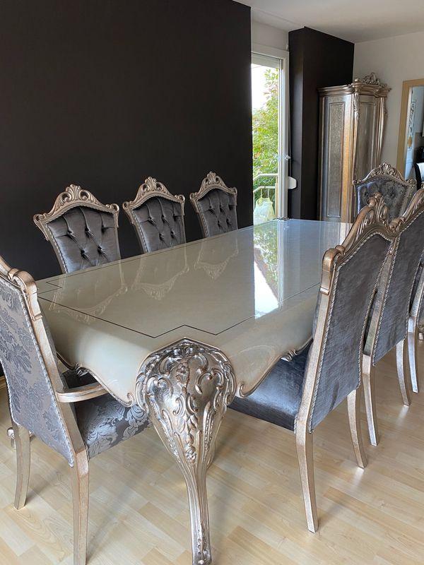 Luxus Ess- und Wohnzimmer