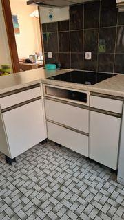 Küche ohne Elektrogeräte zu verschenken
