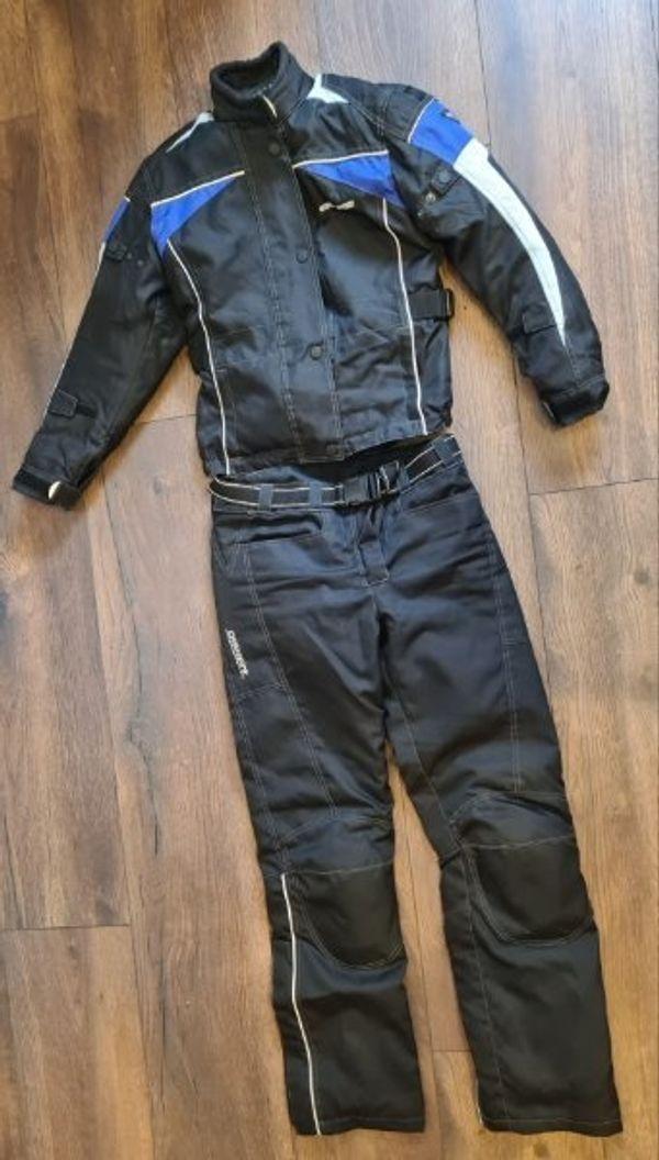 Motorradkombi Cycle Spirit Gr 36