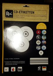 Etiketten Rex 25 x 2