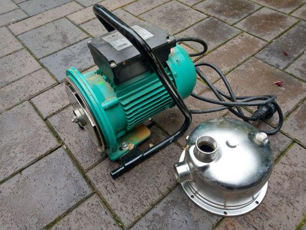 Wilo WJ-2020-EM C Hauswasserwerkpumpe teildefekt -