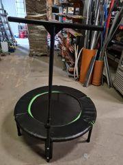 Jump-Trampolin für gute Fitness