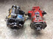 Hydrostat Hydraulikpumpe Motor