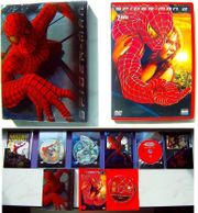 Spiderman DVD Package