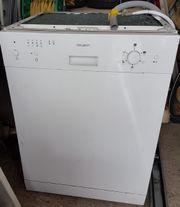 Exquisit Einbau Geschirrspülmaschine