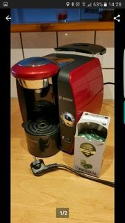 kaffemaschine bosch tassimo