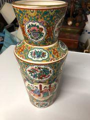 China Vase Antik sehr alt