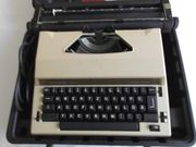 Elektrische Schreibmaschine - PRIVILEG -