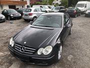Mercedes-Benz CLK-Klasse Sportwagen