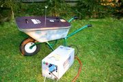 Erdedämpfgerät Dämpfgerät für Kompost Erde