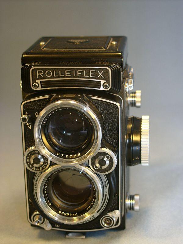 Rollei Rolleiflex 2 8 6x6