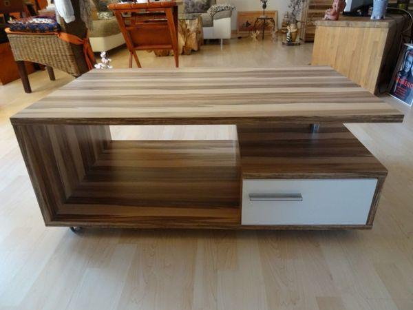 Couch Tisch Mit Rollen Quadratisch In Munchen Couchtische Kaufen