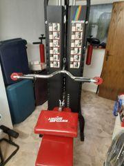 Kettler Multi Fitness Center
