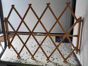 Treppenschutzgitter Massivholz