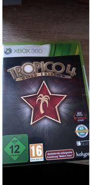 Tropico 4 x Box 360