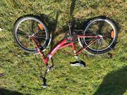 Verschiedene Kinderfahrräder zu verkaufen