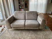 2- Sitzer elektr Relaxsofa von