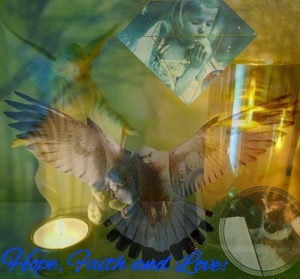 Spirituelle Lebensberatung Hope-Faith-Love-NRW