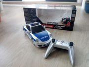 Carrera RC ferngesteuertes Polizeiauto 911