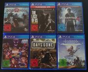 PS4 Spiele Playstation 4 NEUWERTIG