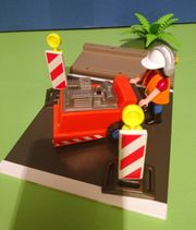 Playmobil Fugenschneider Straßenbau 4044