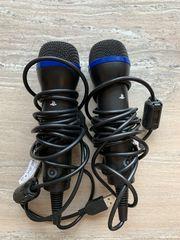 PS4 Mikrofone und The Voice