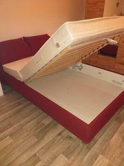 RUF Doppelbett neuwertig Incl Tonnen