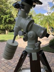 Takahashi NJP 160 Teleskop Montierung