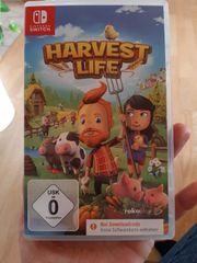Switch Spiel Harvest Life