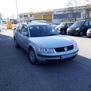 VW Passat Combi TDI - Anhängekupplung