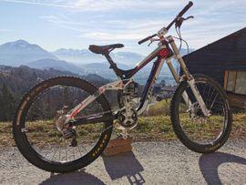Trek Session 8 Downhill-Bike