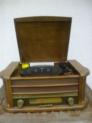 Nostalgie Stereo Musikcenter