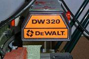 Radialkreissäge DeWalt 320