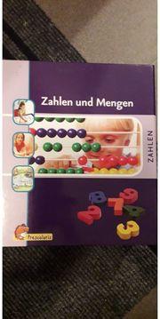 Spiel Zahlen und Mengen