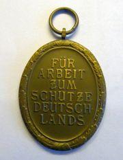 Deutsches Schutzwall Ehrenzeichen