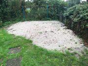 Sand - 3 Kubikmeter - feinster Maurersand
