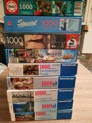 Ravensburger Schmidt Puzzle 500 und