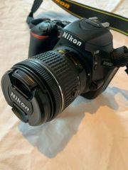 Nikon D5600 Digital SLR Camera-mit