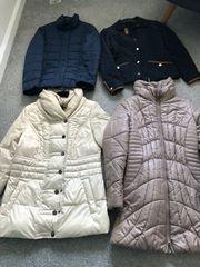 Jacken Größe S alle vier