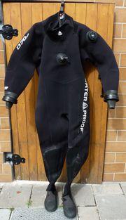 Trockentauchanzug Waterproof D70SC -
