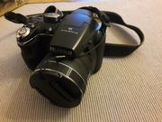 Fujifilm FinePix S 4500 Brigdekamera