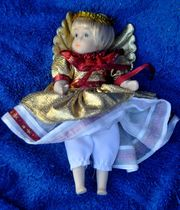 Puppen-Engelchen 19 cm schweres Material
