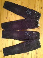 Kinderbekleidung Zwillinge Mädchen 2 Winterhosen
