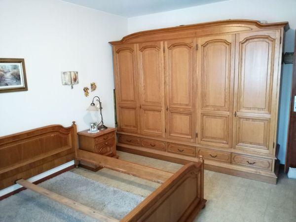 Schlafzimmer Eiche kaufen / Schlafzimmer Eiche gebraucht ...