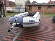 schlauchboot storm E450 EVOLUTION mit