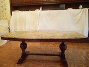 Hochwertiger Wohnzimmertisch Mamorplatte