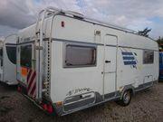 Hymer Eriba Moving 532 Wohnwagen