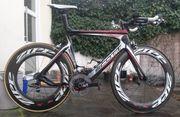 Triathlonrad Zeitfahrrad - Scott Plasma II