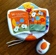 Fisher Price Spieluhr mit Deckenprojektion