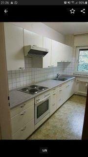 Küche im guten Zustand
